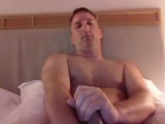 Dad needs to cum after a hard day at the office