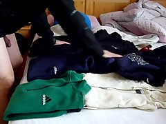 sex with tracksuit