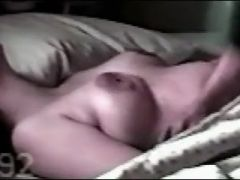 Giant nipps bouncing and slo motion
