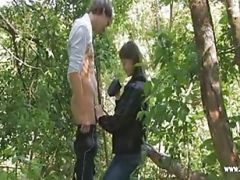 Our First Sexing In The Forest