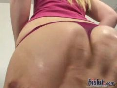 Holly loves anal sex