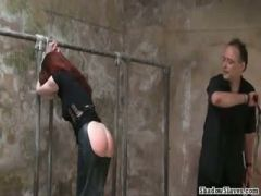 Young slave girls lesbian domination
