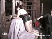 Lashed Caned And Spanked At The Farm