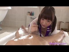 Delicate HighDef Japanese Model Has Censored Sex
