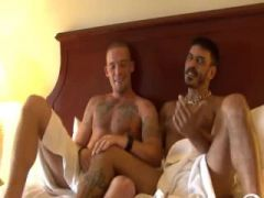 Two guys two perfect analhole actions