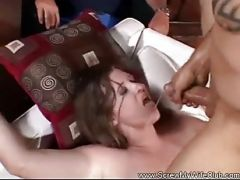 Kinky Swinger MILF Wants More Cock