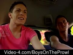 Max Acquires Picked Up By The Dudes - Justin Baber, Dave Hilton And Max Anderson