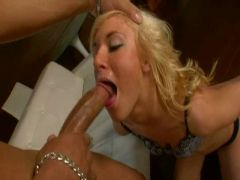 juvenile pleasing blond