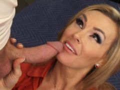 Constricted blonde mother I\'d like to fuck office fuck