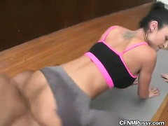 Hot Girls Get Fucked By Naked Yoga Teachers