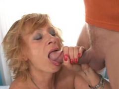 Extremely hot mature copulating hard