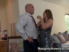 Sasha Sky & Derrick Pierce in Latina Dultery