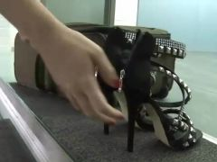 Paige Turnah footjob and screwing