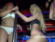 SEXY TEENS GET AND STRIP NAKED AND GIVE BLOW JOBS