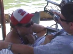 Horny party girls at Great Day at Party Cove Part 1