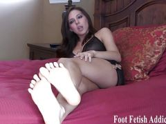 Foot fetish pov compilation