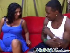 Coco Butter Is A Pregnant Black Amateur!