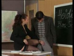 Horny Teacher