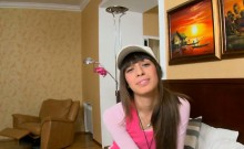 Playful and lustful Russian