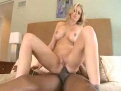 Julia Ann anal sex with black cock