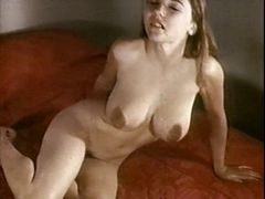 ALL OF THE NIGHT - vintage striptease big boobs