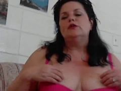 Fat Beauty in sexy pink