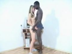 Interracial Amateur Teen Cpl Fuck On Camera