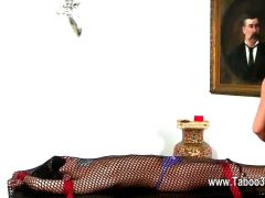 bewitching BDSM action with fetish babes