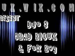 Duo #8.1 Brad Rioux & Fox Rey