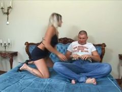 Adrianna Russo pounded by her lover