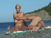 On the beach - from HiddenSexCams.tk