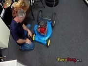 Surprising Cunt Comes Into The Pawn Shop