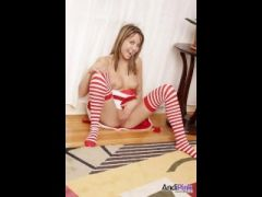 Girls in SOCKS (video of pics)
