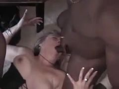 Interracial groupsex with the wife