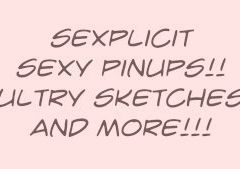 SEXY CARTOON PORN COMICS!