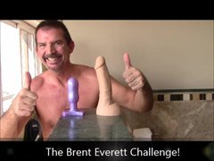 The Brent Everett Dildo Challenge