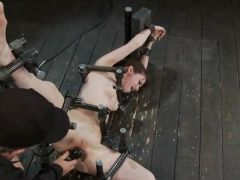 Spicy Torying activity in Kinky sadism tied mov surrounding Smoking Smut Bruentte