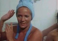 Vintage Shower Nude Women