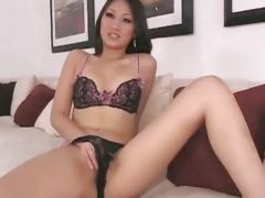Evelyn Lin- First time double penetration