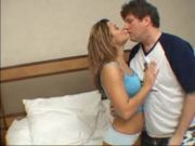 Amatuer Couple Makes A Home Video