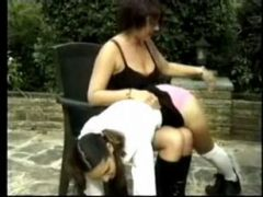 Spanking Expelling The Pain