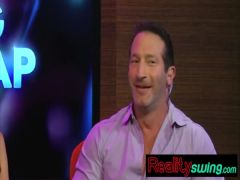 Swingers share experiences from reality show