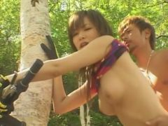 Delicious Japanese fucked hard twice