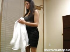 Squirter on Backroom Casting Couch