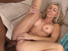 Big breasted blond cougar Lisa DeMarco