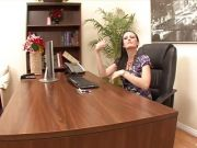 Anal in the Office