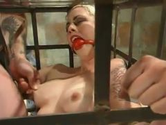 Lorelei Lee loves A Jet Of Water onto Her pearl in sadism performance