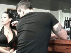 Spicy gay BJ cock from dirty transsexual Fernanda