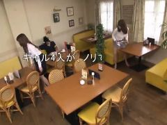GAR-304 OPEN A Coffee Shop With A Friend Over E Cup Tits Ga