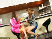 Pee babe gets urinated on